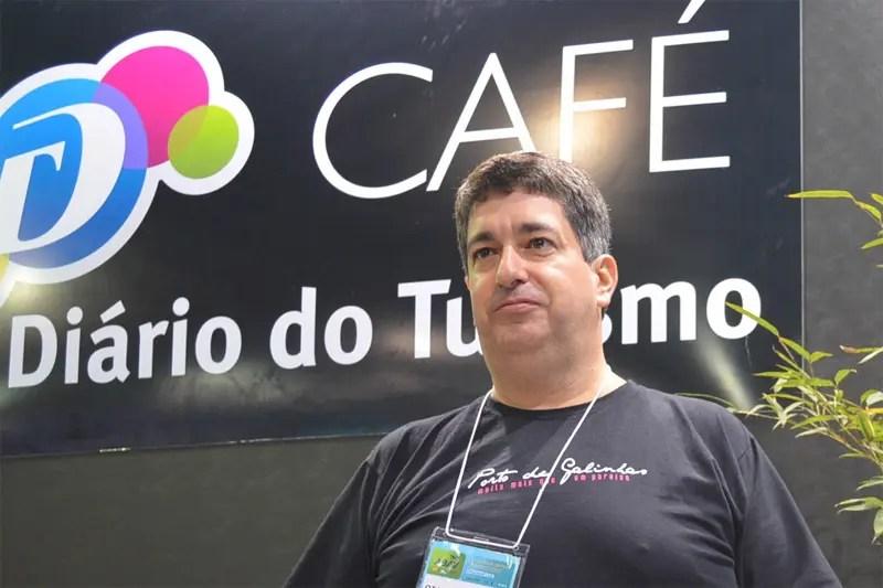Otaviano Maroja, presidente da Associação de Hotéis de Porto de Galinhas, fala ao DIÁRIO