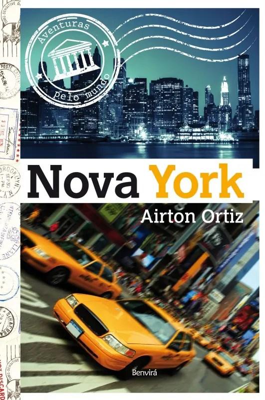 Airton Ortiz lança livro de crônicas sobre Nova York
