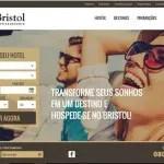 Bristol lança site com foco na otimização de reservas via mobile