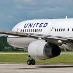 United Airlines pratica medida sustentável e gera economia de combustível