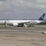 Avião da Air France desviado para o Quênia após suspeita de bomba