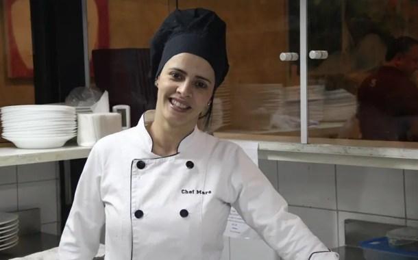 Mara Passos, chef da Trattoria Aurora, fala ao DIÁRIO