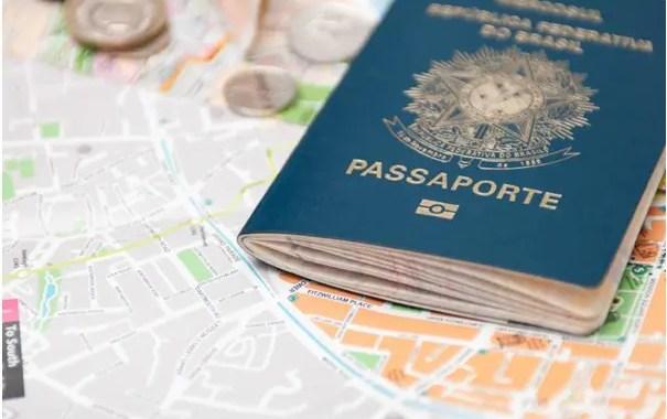 Produção de passaportes é paralisada no Brasil