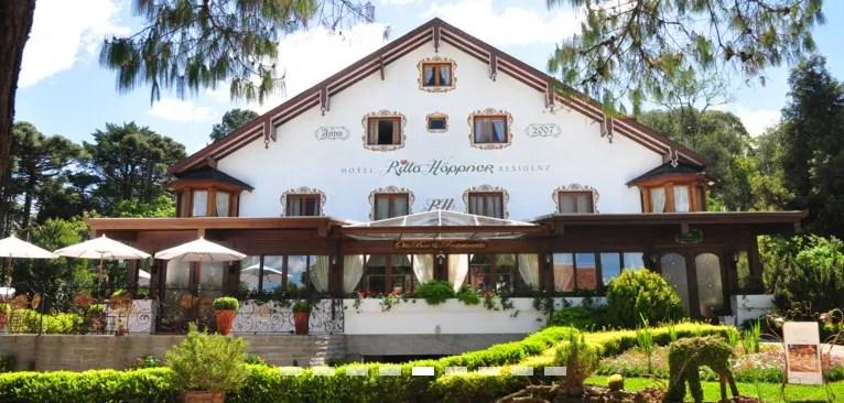 Hotel Ritta Höppner eleito o melhor hotel do Brasil e da América do Sul pela TripAdvisor