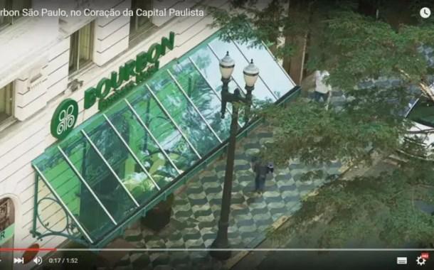 DIÁRIO veicula novo vídeo do Bourbon São Paulo