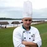 José Uilson Santana é o novo chef do Broa Golf Resort