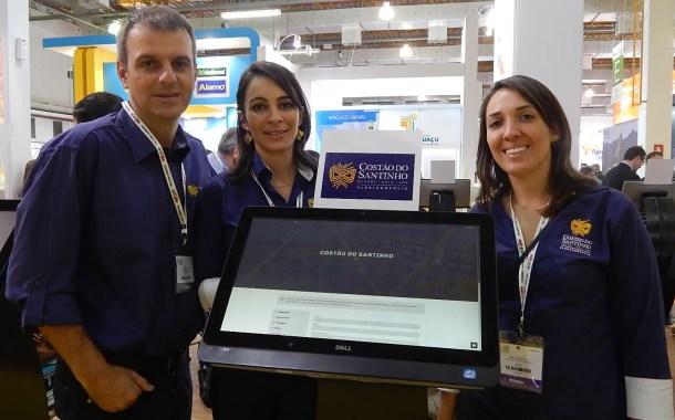 Costão do Santinho recebe agentes na WTM Latin America