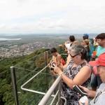 Mirante de Joinville é reaberto com nova estrutura e serviços