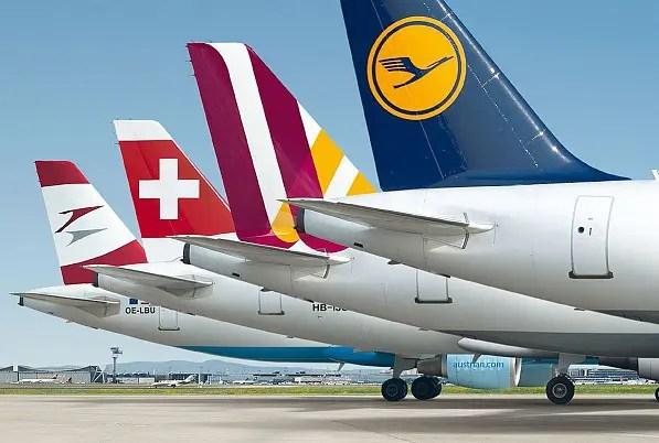 Grupo Lufthansa registra aumento significativo nos lucros em 2015