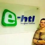 Priscylla Goulart é a nova executiva de vendas da E-HTL em Campo Grande