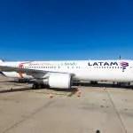 LATAM transporta a chama Olímpica  de Genebra (Suíça) ao Brasil