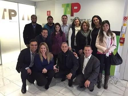 TAP recebe operadores em São Paulo