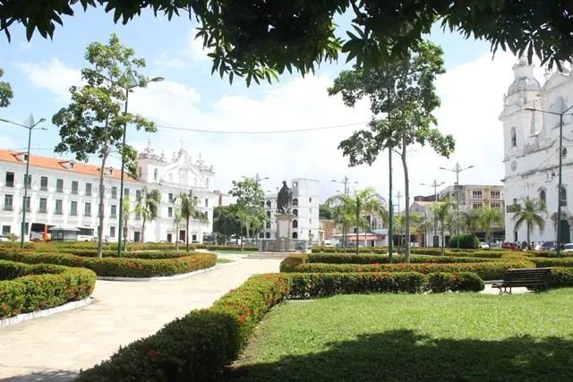 Complexo Feliz Lusitânia: a praça que é o berçodeBelém
