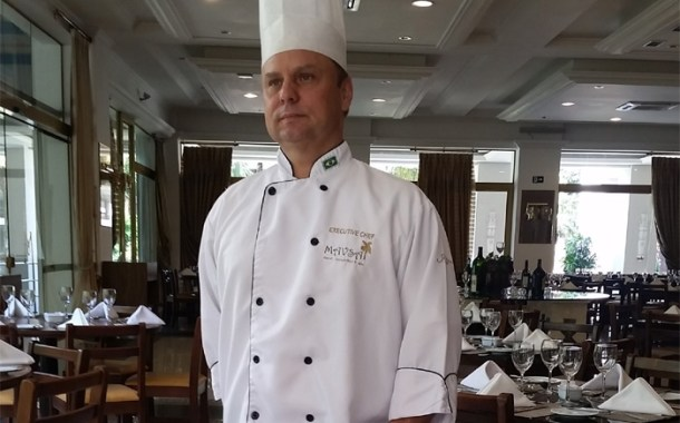 Luciano Araújo é o novo chef do Mavsa Resort
