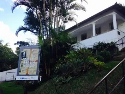 Casa de Stefan Zweig em Petrópolis. (Foto: divulgação)