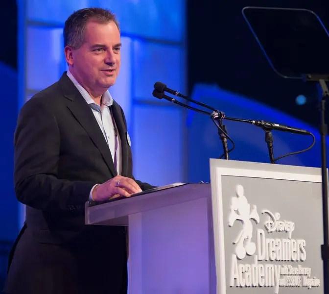 George Kalogridis, presidente da Walt Disney World Resorts. (Foto: divulgação)