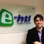 Geraldo Carvalho é novo gerente de vendas da E-HTL
