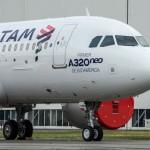 Latam passa a operar destinos da América do Sul com A320neo
