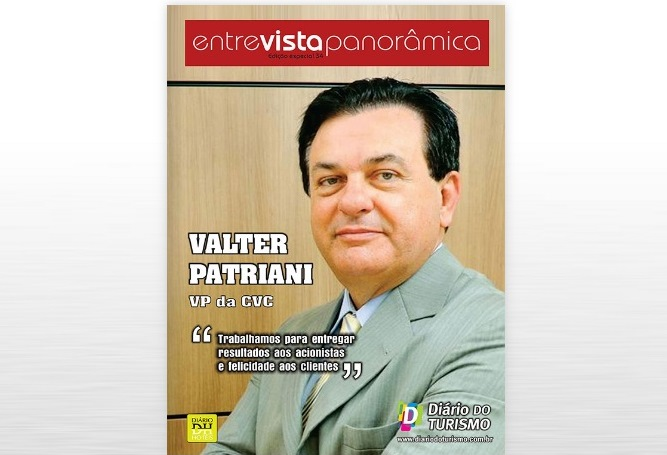 Nova edição da Revista do DIÁRIO tem Valter Patriani como entrevistado (LEIA!)