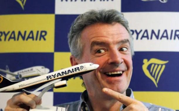 Ryanair vê lucro recorde apesar de Brexit