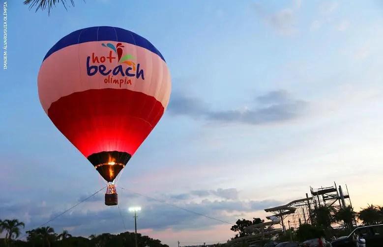 Feira Avirrp 2016 terá voo em balão