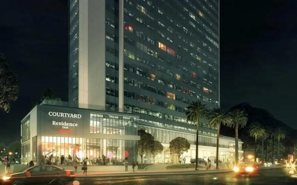 Marriott Inaugura seu Courtyard by Marriott & Residence Inn Rio de Janeiro Barra da Tijuca