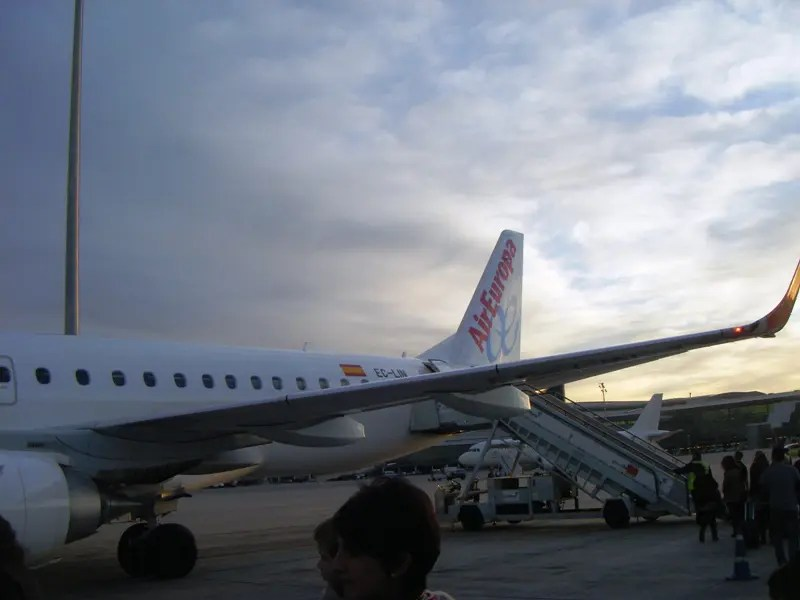 Air Europa tem tarifas para a Europa de até US$ 529