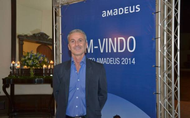 Mario Ponticelli, Country Manager Amadeus Brasil: