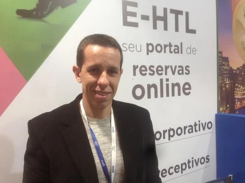 Flavio Louro apresenta novidades da e-HTL na 44ª ABAV
