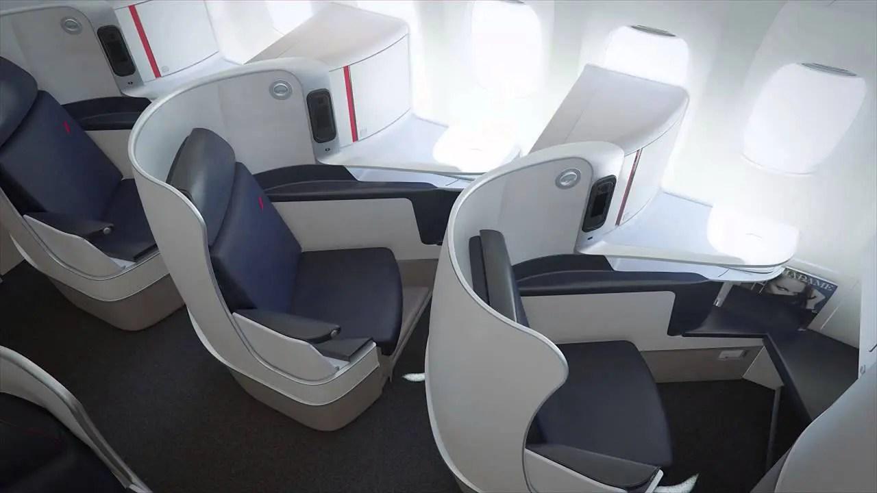 Classe Business da Air France e KLM tem passagens por US$ 1,5 mil