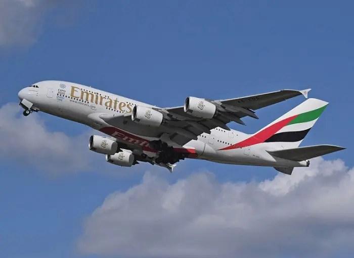 Emirates anuncia parceria de codeshare com a GOL