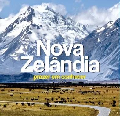 Jornalista Ivan Gomes lança, nesta terça-feira (4), livro sobre a Nova Zelândia