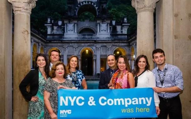 NYC & Company promove Sales Mission no Brasil
