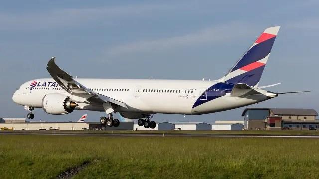 Latam anuncia seu voo mais longo Santiago a Melbourne para 2017