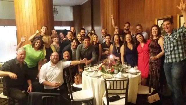 GTA realiza jantar de confraternização para funcionários