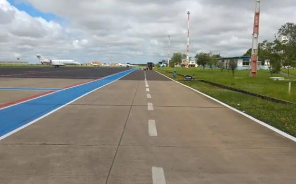 Aeroporto de Campo Grande conclui obras de revitalização
