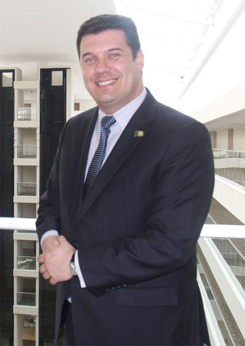 Fernando Macedo:  acostumados a receber grandes eventos  (Foto: DIÁRIO)