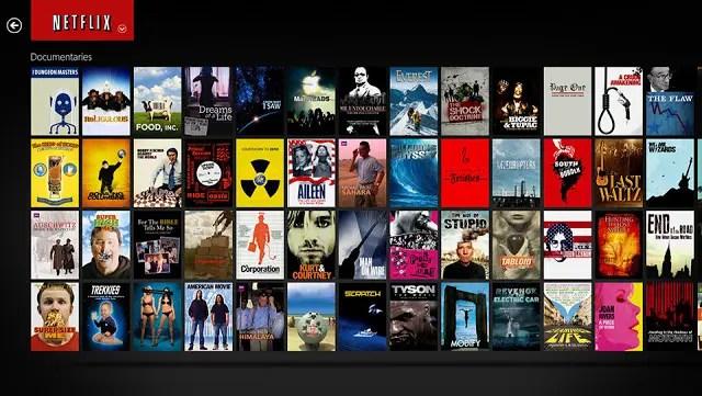 Netflix revoluciona cinema a bordo