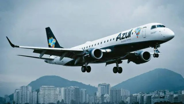 Voo exclusivo da Azul entre Recife e Orlando estreou nesta quarta