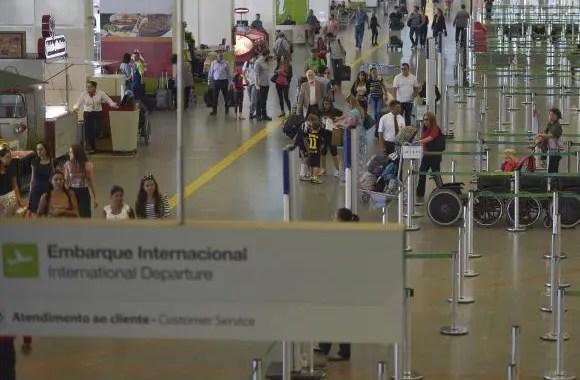 Leilão de aeroportos brasileiros acontecerá em março de 2017