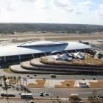 Aeroporto do Recife celebra aniversário com mannequin challenge