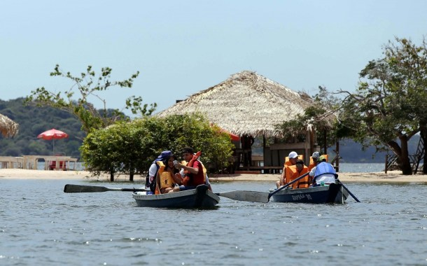 Rivalidade entre empresas de turismo e indústria da soja pega fogo no Pará