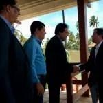 Ministro desembarca na Bahia e visita obras de infraestrutura turística