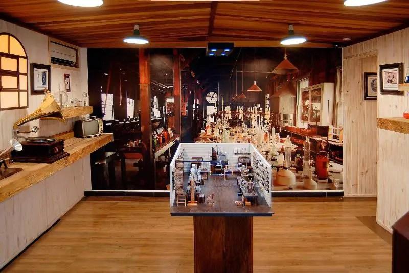 Museu da Lâmpada comemora aniversário de Thomas Edison