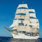 Barco de experiência norueguês Sørlandet chega a Fortaleza em fevereiro