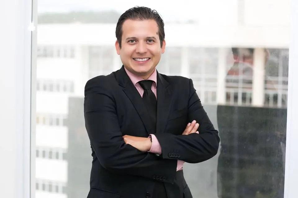 Rodrigo Machado, da Hotel Conect, fala ao DIÁRIO sobre o Vista Linda Hotel