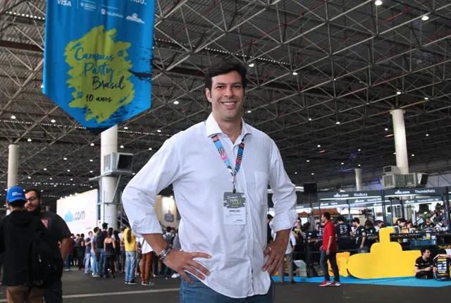Próxima edição da Campus Party deve continuar no Pavilhão Anhembi