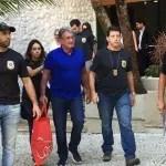 Luiz Carlos Velloso, subsecretário estadual de Turismo do Rio de Janeiro, foi preso