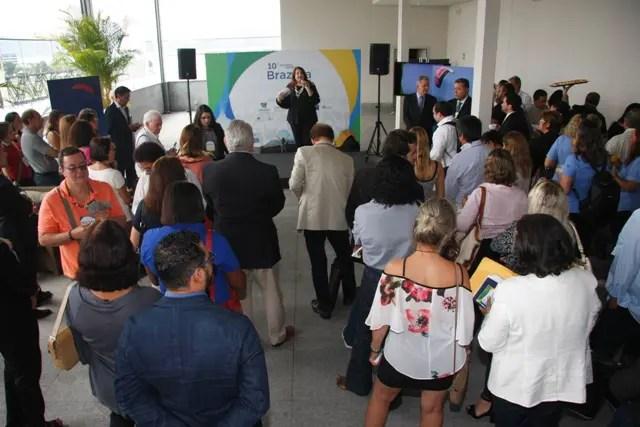 Braztoa tem crescimento de 66% no número de visitantes
