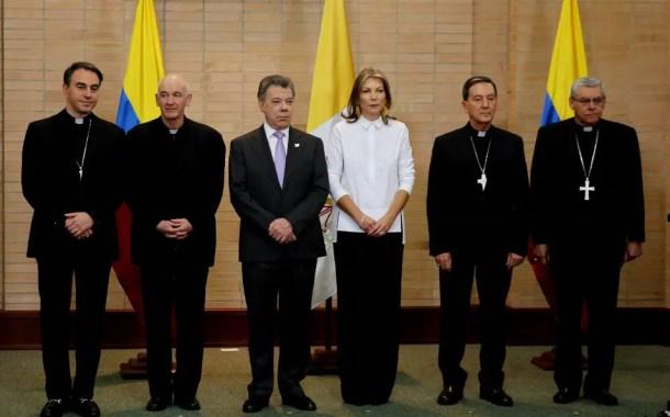 Papa viajará à Colômbia em setembro pela reconciliação do país